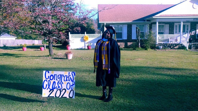 Stephanie Lovick has earned a Master of Education Degree in Professional School Counseling. [CONTRIBUTED PHOTO]