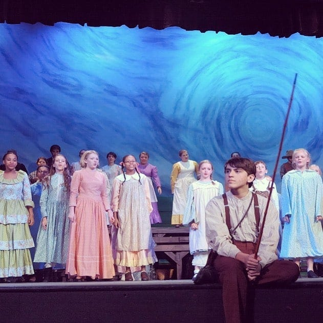 """Tuscaloosa Children's Theatre has canceled its scheduled performances of """"Tom Sawyer."""""""