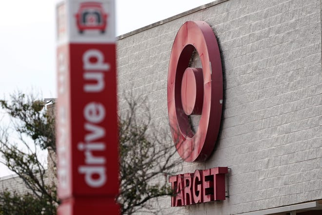 An event protesting face masks at businesses is scheduled to start Saturday, Jan. 23, 2021, at the Target in the Jess Ranch Marketplace in Apple Valley.