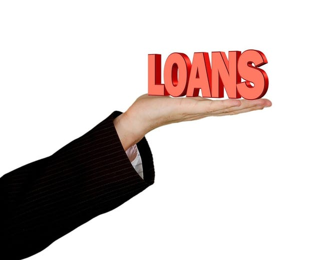 Loans are available to small, qualifying businesses.