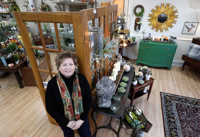 Sandi Pufahl is the owner of the new La Belle Maison at 229 E. College Ave. in downtown Appleton.
