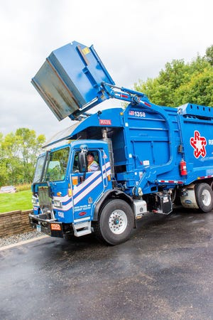 Battle Creek will switch to Republic Services for curbside waste hauling on April 1. Residents who want to continue recycling will need to opt in to the service.