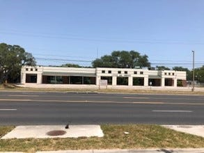 Aransas County Economic Development Corp. and Del Mar College have partnered to revitalize the former Little Bay Primary school, 2000 State Highway 35 North in Rockport, as a workforce development and entrepreneurship center. The 65,000-square-foot building has been abandoned since Hurricane Harvey struck in August 2017.