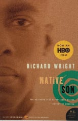 "The cover of the book ""Native Son"", written by Richard Wright."