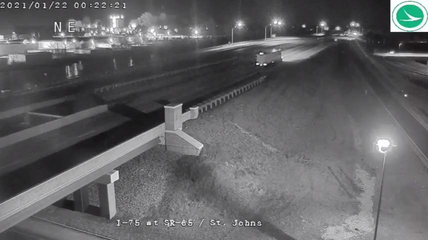 Watch: Traffic cams capture earthquake near Lima, Ohio