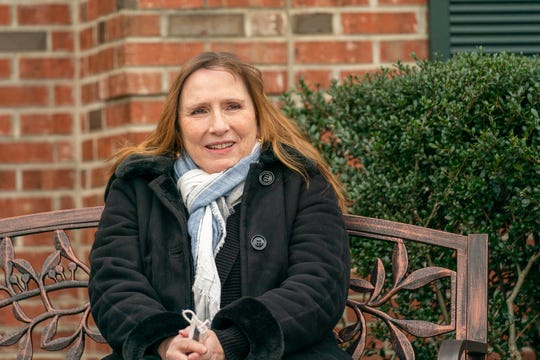 Josephine Darcy of Belle Mead received an infusion of monoclonal antibodies four days after she first developed symptoms of COVID-19. The treatment is authorized for people at high risk of severe illness from the disease, so they don't need to be hospitalized.