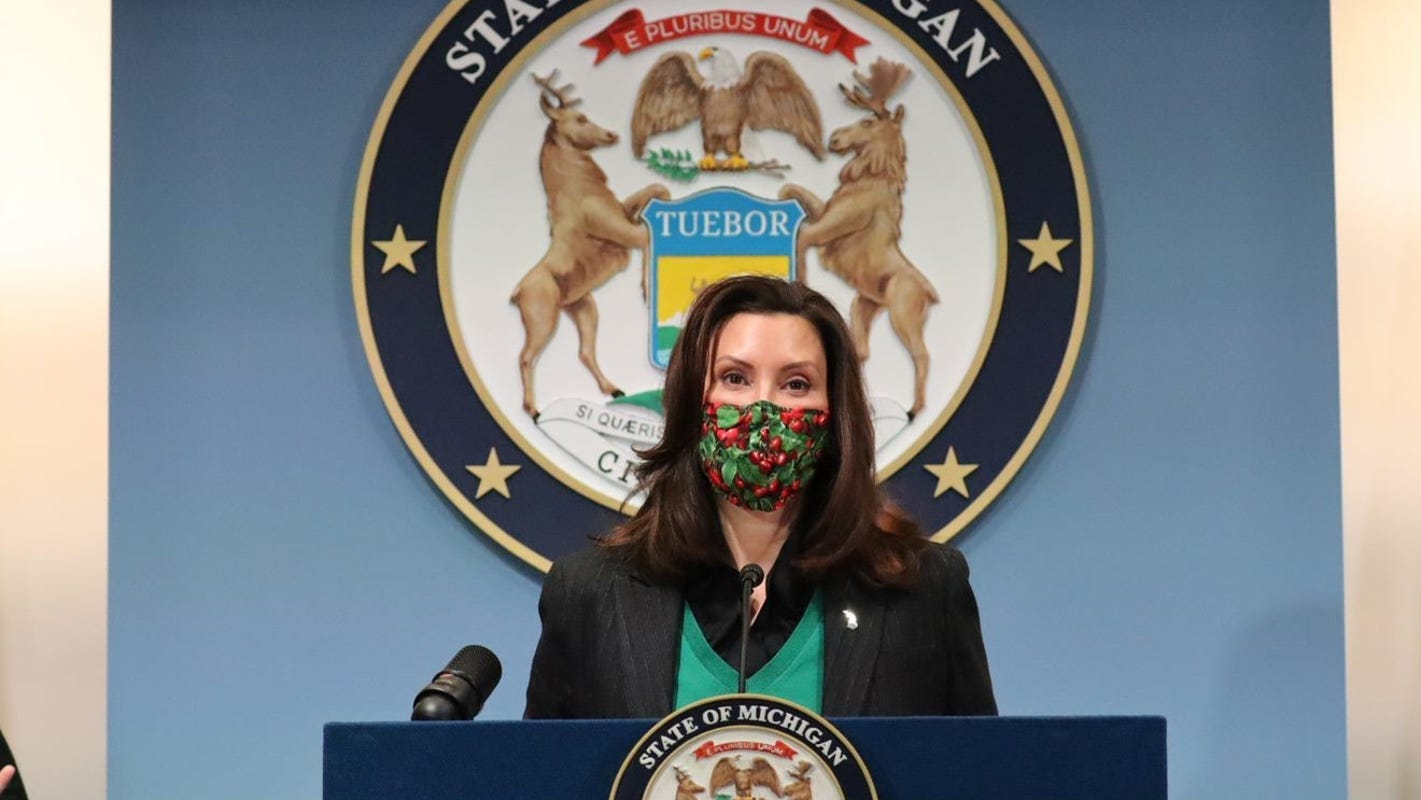 Whitmer: Michigan to relax restaurant, business COVID-19 restrictions starting Friday