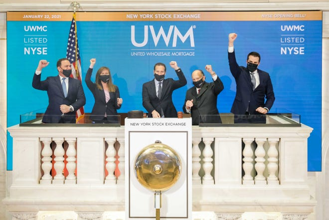 United Wholesale Mortgage Achieves Record Loan Volume in 2020
