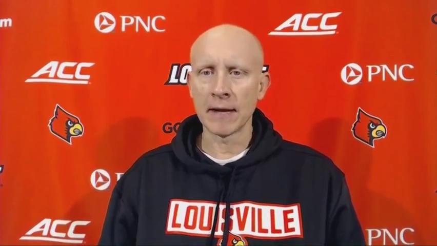 Chris Mack hopes for a better start as Louisville plays Duke