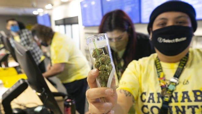 Where can I buy recreational marijuana in Arizona?