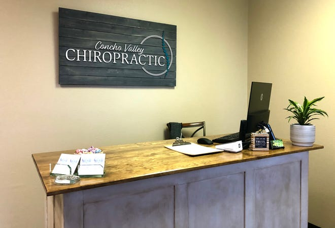 Concho Valley Chiropractic opened on Oct. 1, 2020 at 5114 Knickerbocker Road by husband and wife, Dr. Emily Smith Vlcek and Dr. James Vlcek.