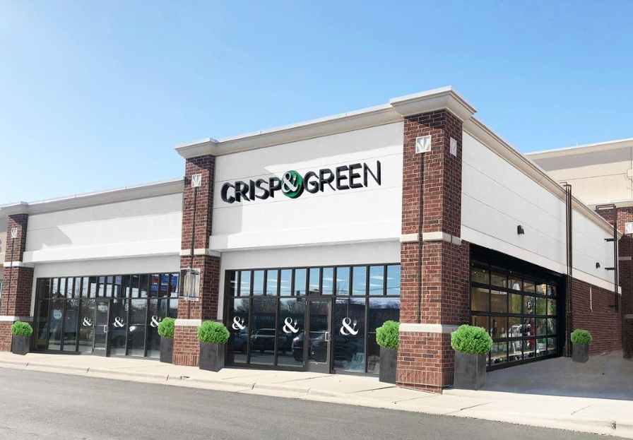 Grab-n-go salad shop chain to open in Western Mall spring 2021