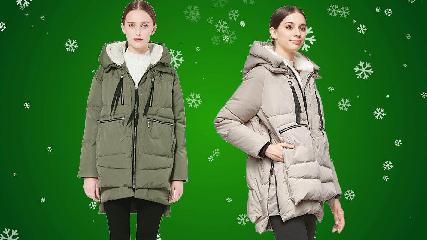 The famous Amazon coat that broke the internet just got a major price cut