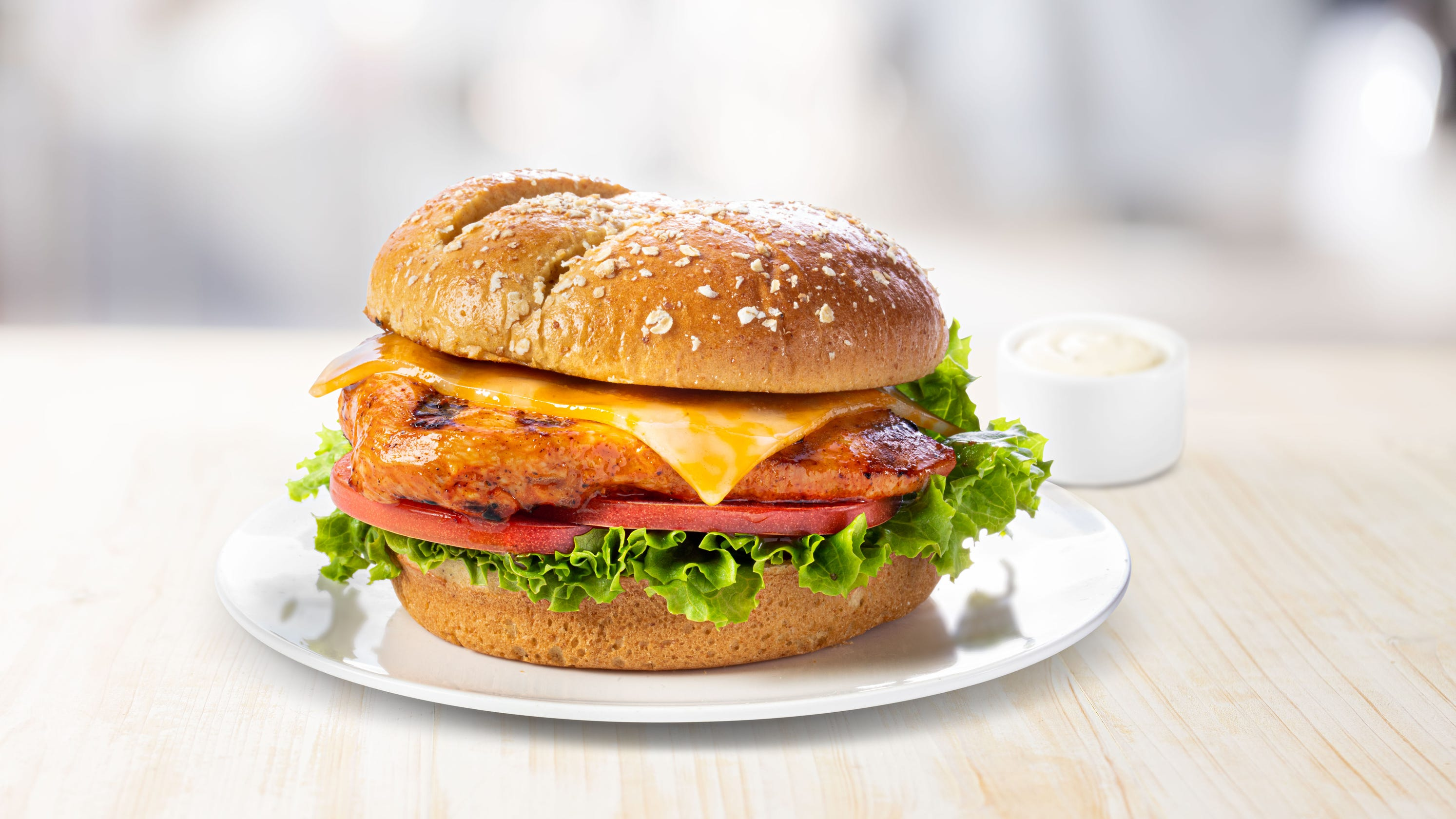 Chick-fil-A Grilled Spicy Chicken Deluxe Sandwich debuts Monday, Boston Market also introduces hot sandwich