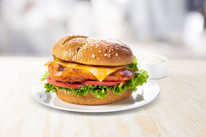 Chick-fil-A debuts its Grilled Spicy Chicken Deluxe Sandwich Jan. 25.