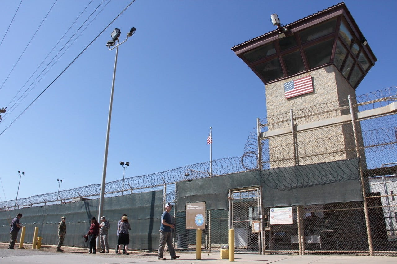 First Guantanamo Bay detainee released under Biden administration