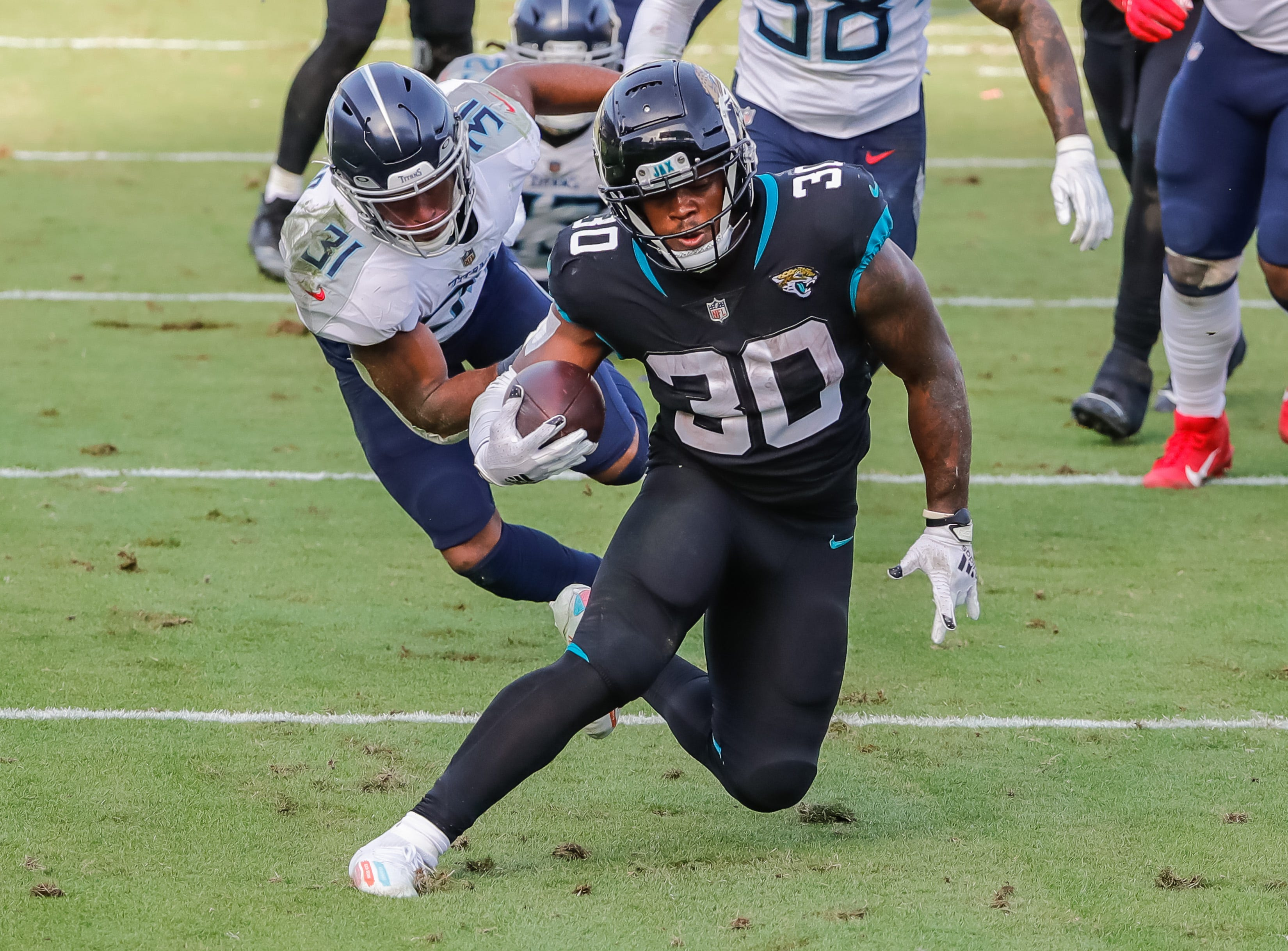 Undrafted James Robinson up for NFL rookie award after breakout season