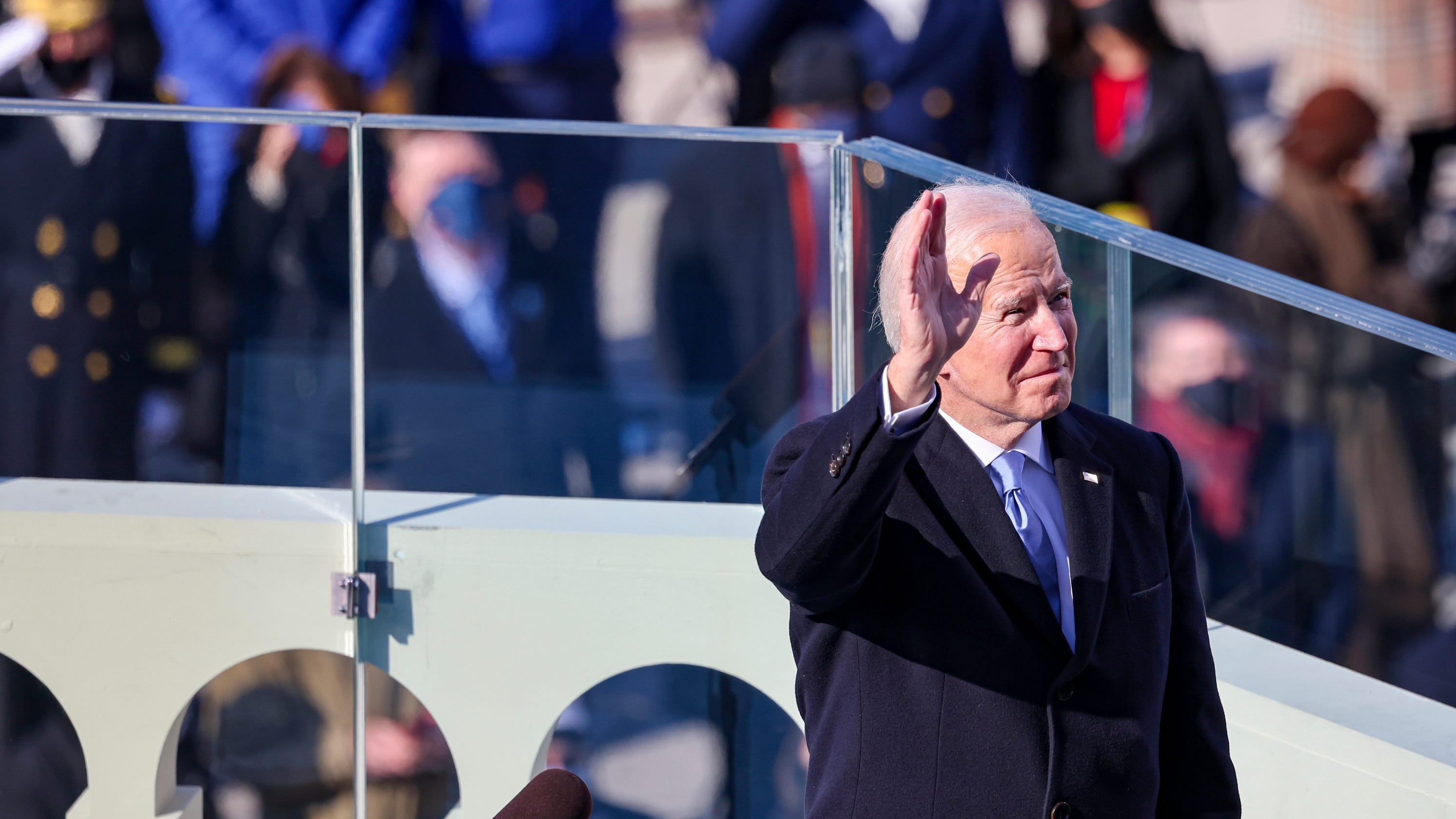 At inaugural, Biden hit right tone with call to work together for common good: Reader views