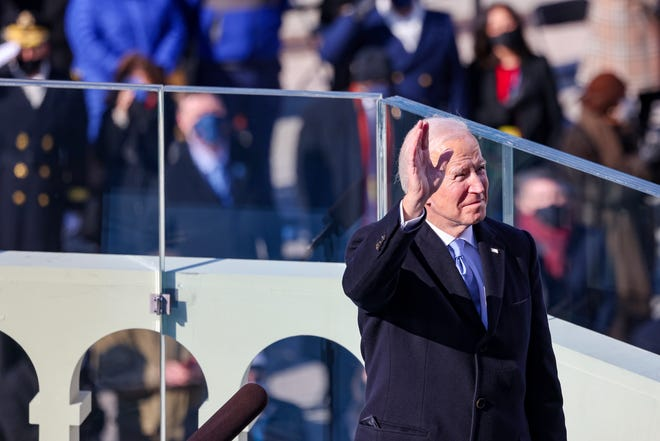 CNN and MSNBC enjoyed big audience bumps leading up to the inauguration of President Joe Biden, but it remains to be seen whether they can sustain those gains over time.
