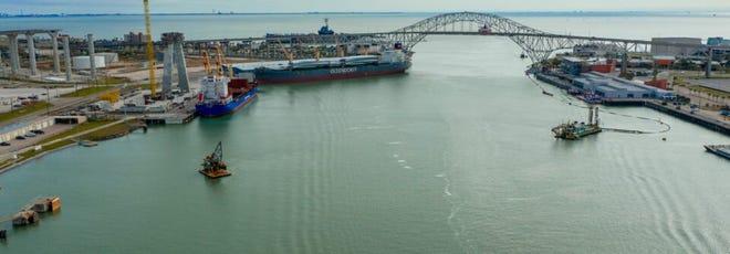 Port of Corpus Christi Cargo Docks