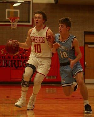 Devils Lake boys basketball lost to Valley City, 62-59, Jan. 22 at Devils Lake High School.