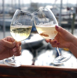 The Mooring is a classic Newport spot to dine right on the waterfront in the heart of the city by the sea.