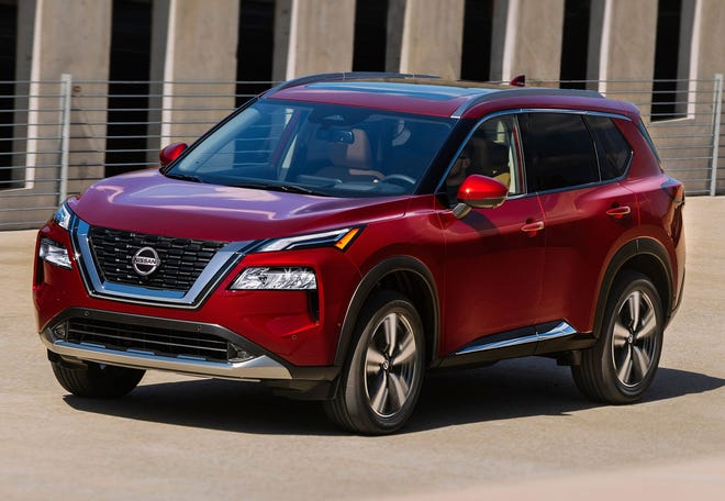 The 2021 Nissan Rogue features Nissan Safety Shield 360 standard across the entire lineup.