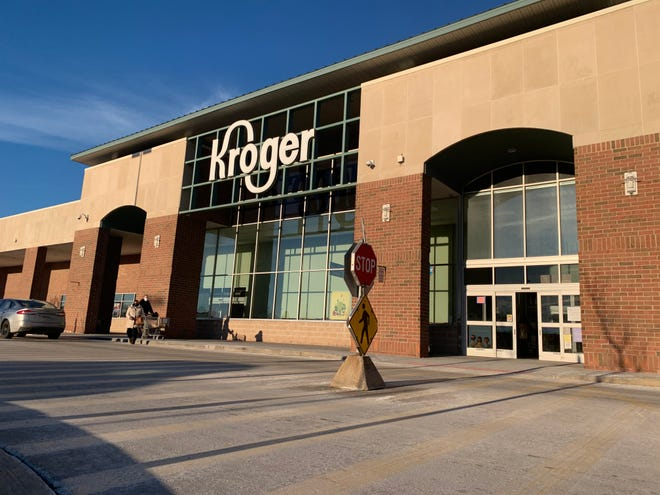 The winning Mega Millions ticket, with a jackpot of $1.05 billion, was sold at a Kroger in Novi located at at 47650 Grand River Ave.