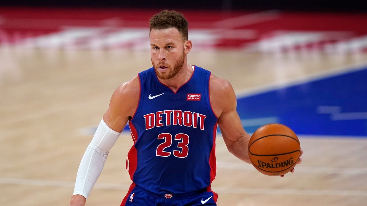 Beard: Pistons are better served with Blake Griffin in starting lineup 2