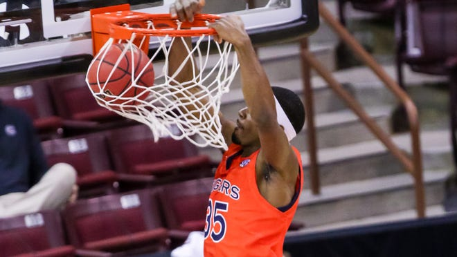 Auburn basketball, Sharife Cooper blow out South Carolina