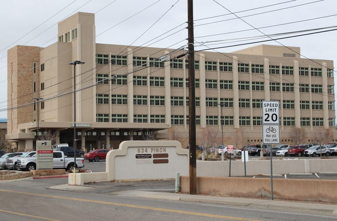 Farmington's San Juan Regional Medical Center remains one of the busiest hospitals in the state as the COVID-19 pandemic lingers.