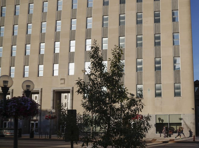 The Ohio Department of Health headquarters are at 246 N. High St. in Downtown Columbus.