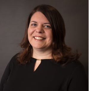 Traci Carmony is the 2021 chair of the Orrville Area Chamber of Commerce Board of Directors.