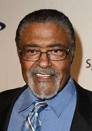 "Former NFL star and Boot Hill Museum honorary Marshal Roosevelt ""Rosey"" Grier"