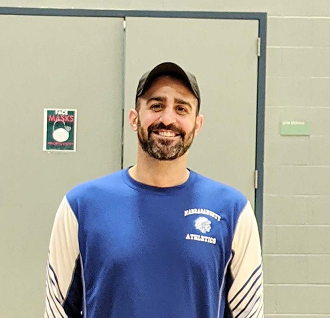 """Narragansett science teacher and former Warriors athlete Ben Gagnon has succeeded John Beary as the school's athletic director. Gagnon, who coached the Narragansett girls' varsity indoor and outdoor track teams from 2008-2014, said he took the logistics of high school sports for granted as a coach. """"I just showed up and coached the kids. But now, it's like, 'OK, there is a lot that has to happen before the coach can even show up.'"""""""