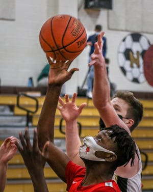 Kahlil Badru and the Cranston West boys basketball team play a big Division II game tonight at Wheeler.