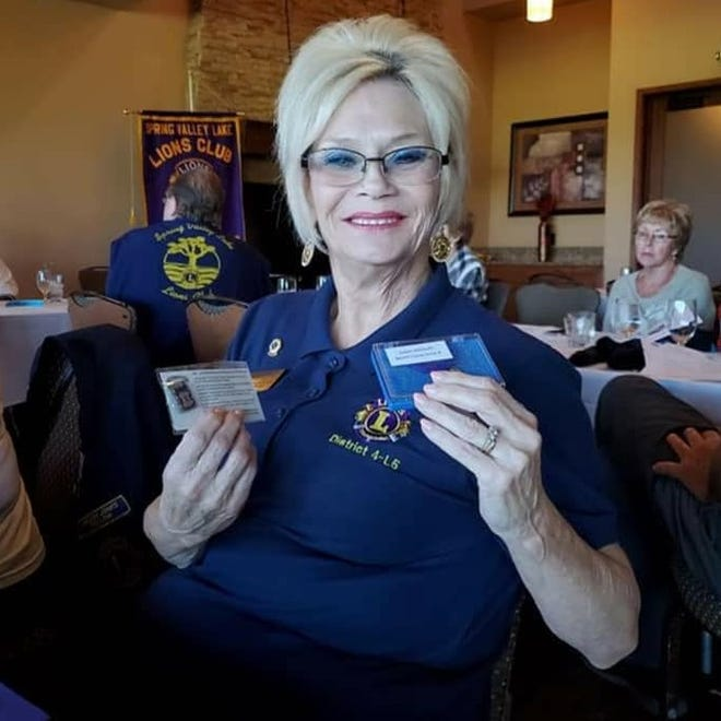 Jewel Wilmoth, a longtime volunteer with the Lions Club of Spring Valley Lake and the Girl Scouts, died Friday, Jan. 22, 2021, at her home in Victorville after being diagnosed with COVID-19.