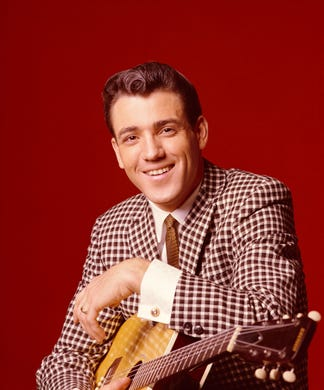 """<a href=""""https://www.usatoday.com/story/entertainment/music/2021/01/24/jimmie-rodgers-dies-honeycomb-kisses-sweeter-than-wine-singer/6692484002/"""" target=""""_blank"""">Jimmie Rodgers</a>, the singer of 1957 hits &quot;Honeycomb&quot; and &quot;Kisses Sweeter Than Wine,&quot; whose career was disrupted a decade later by a severe head injury, died Jan. 18 at 87. He died from kidney disease while also testing positive for COVID-19, his publicist Alan Eichler told The Associated Press. The star also branched out into movies in the &lsquo;60s, starring in &quot;The Little Shepherd of Kingdom Come&quot; and &quot;Back Door to Hell.&rdquo;"""