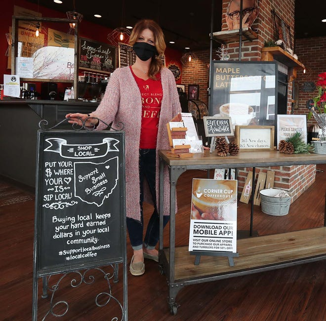 Heather Ciranna announced Thursday via Facebook that Corner Cup Coffeehouse was being forced to leave its Graham and Fishcreek roads location after six years. She is searching for a new location in the city.