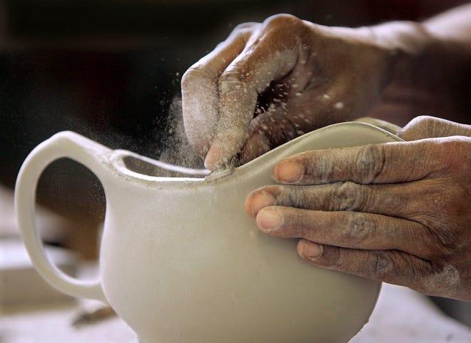 The ceramics studio will reopen in February at Massillon Museum.