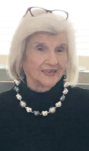 Mrs. Elizabeth Bussell Thompson