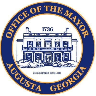 The seal of the Augusta mayor's office. [SPECIAL/AUGUSTA]