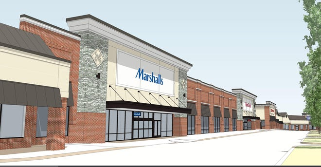 Marshalls & HomeGoods, Five Below and an expanded GIANT with a Starbucks kiosk are coming to Cross Keys Shopping Place in Plumstead Township.