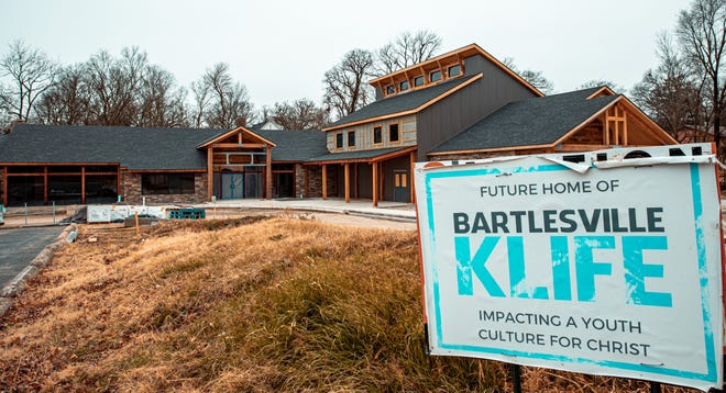 Construction of KLIFE's new facility is expected to be completed in mid-March.