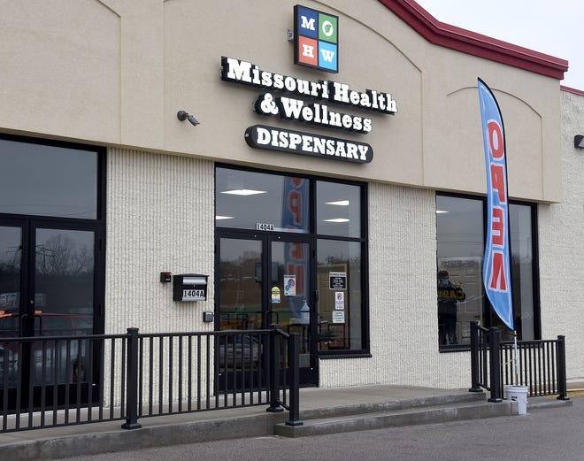 The Missouri Health & Wellness Dispensary at 1404A Missouri Blvd. in Jefferson City opened on Monday. Other Missouri locations are in Belton, Kirksville, Sedalia and Washington.