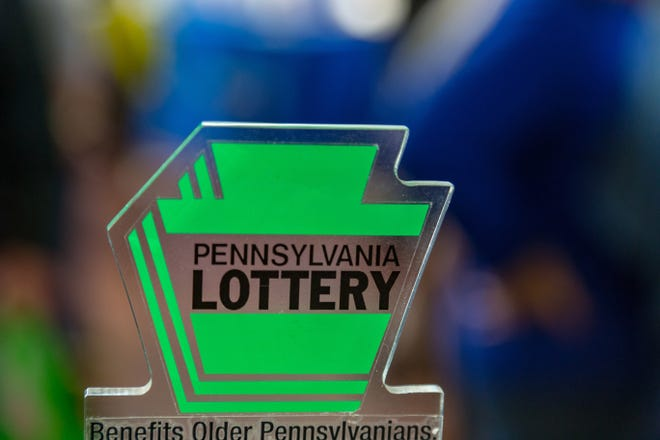 This is an undated contributed photo of the logo for the Pennsylvania Lottery.