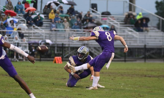 Ascension Catholic senior kicker Jacob Dunn was named first-team All-State.