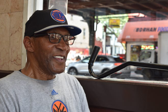 Polk County's only NBA player, Harthorne Wingo, passed away on Saturday in New York.