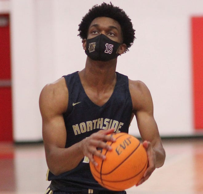 Northside's Aaron Oates. [Chris Miller / The Daily News]