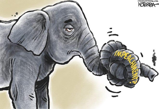 Today's editorial cartoon (Jan. 26, 2021)